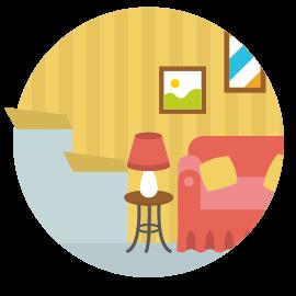 Personalizzazione interni appartamento
